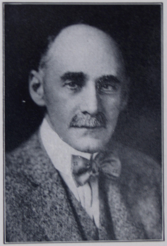 Robert Pim Butchart, circa 1931
