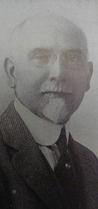 Edward Rogers Wood, circa 1937 (Author;'s collection)