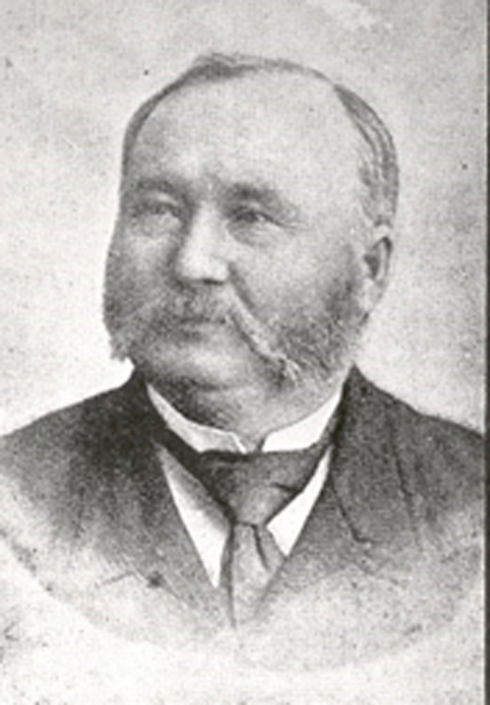 Richard Judson Doyle (1835-1903) [Courtesy of Grey County Museum & Archives]