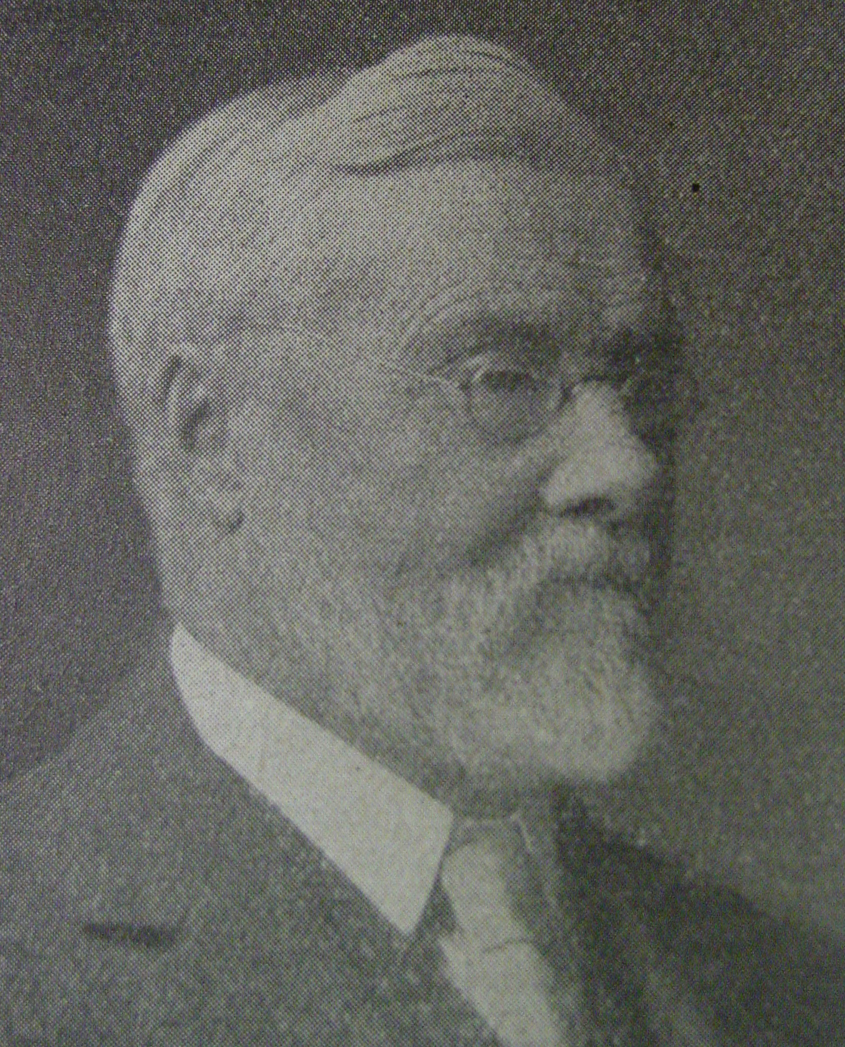 William Henry Pearson, circa 1917 (Author's collection)