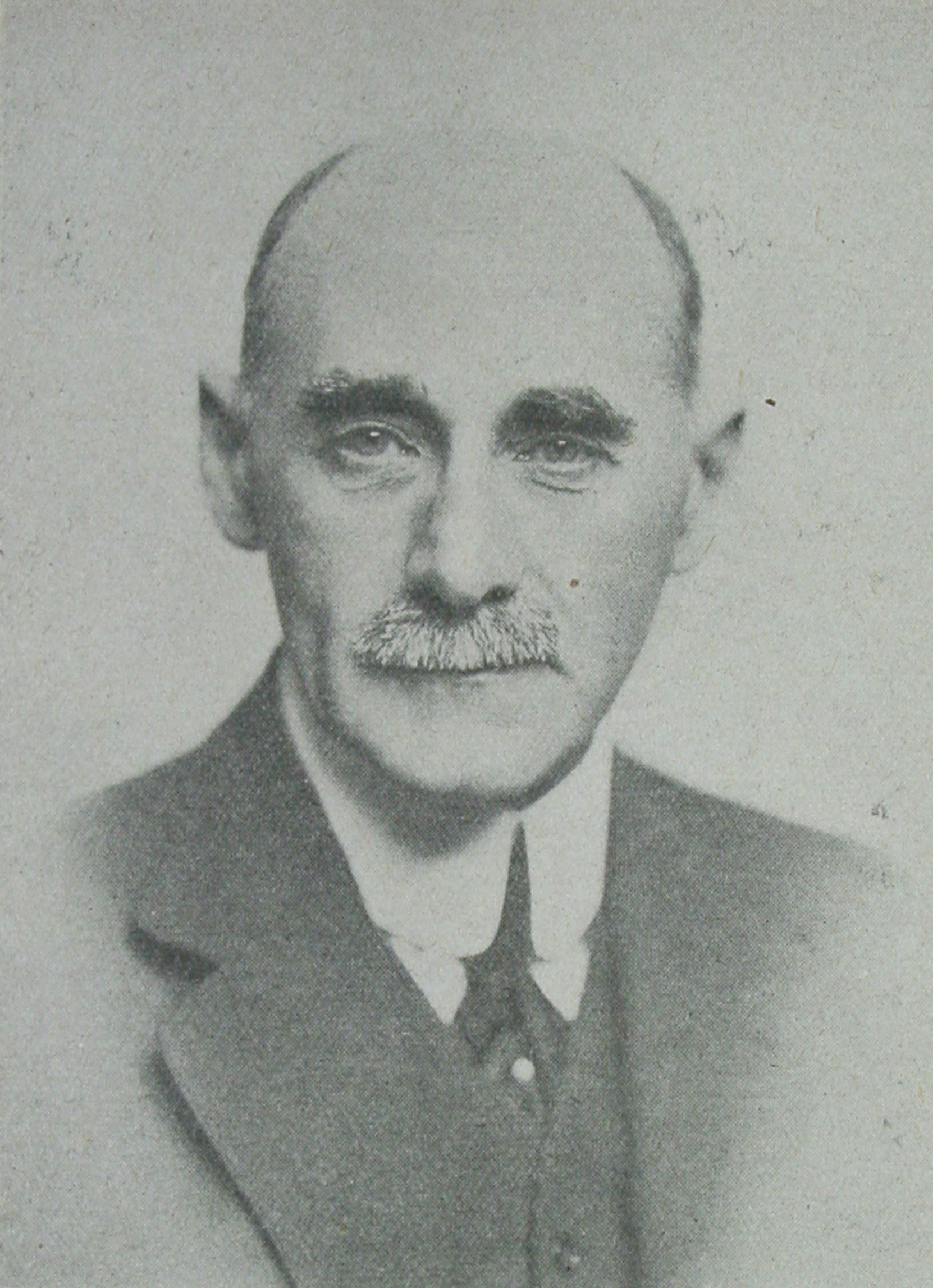Robert Butchart, circa 1917. This portrait appeared in the 1917 edition of Who's Who In Canada And Why. (Author's collection)